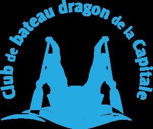 Image du logo court du Club de bateau dragon de la Capitale