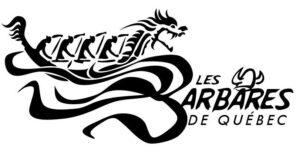 Image du logo de l'équipe Les Barbares de Québec