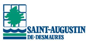Image du logo de la ville de Saint-Augustin-de-Desmaures