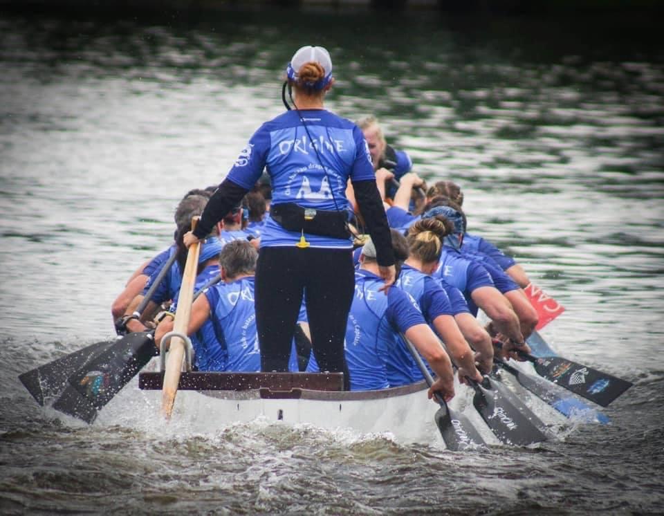 Image de l'équipe Origine en pleine action lors d'une compétition